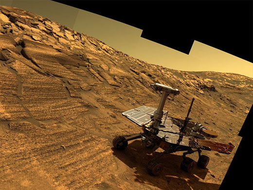 Photo of Mars Rover – Curiosity
