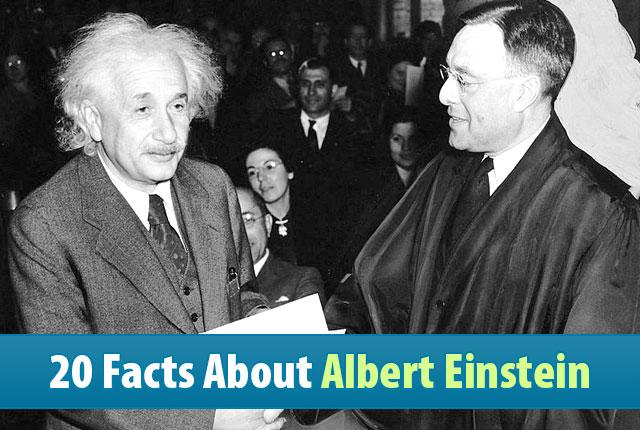 Photo of 20 Facts About Albert Einstein
