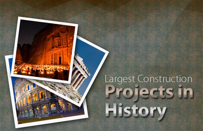 Photo of Largest Construction Projects in History