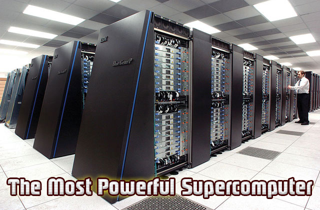 The-most-powerful-supercomputer