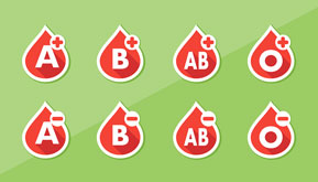 There are actually 29 different blood types (or probably more)