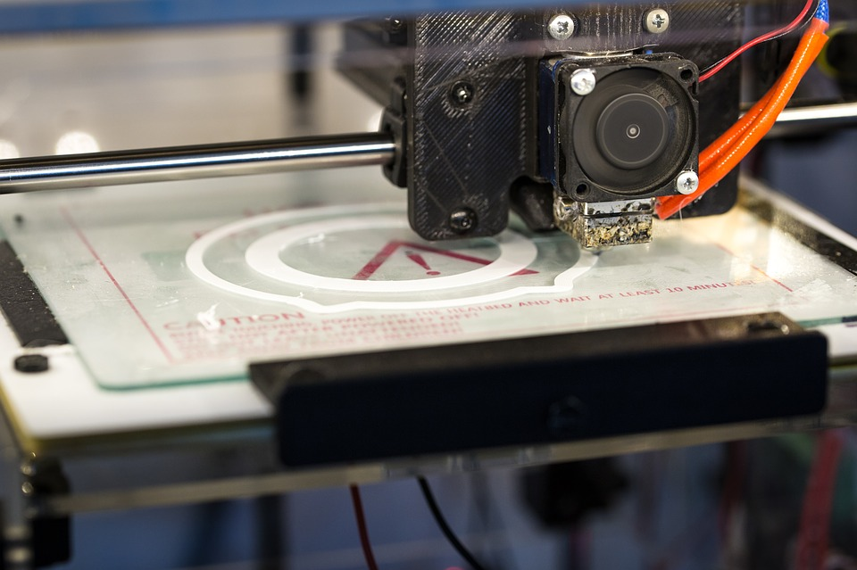 Photo of History of 3D Printing